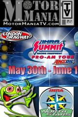 IHRA Pro Am - London Dragway