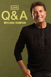 Live Q & A with Robb Thompson