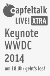 Apfeltalk LIVE! Keynote Special WWDC 2014
