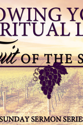 Growing Your Spiritual Life Fruit Of The Spirit