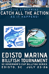 2014 Edisto Marina Billfish Tournament