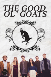 The Good Ol' Goats live at Streaming Cafe
