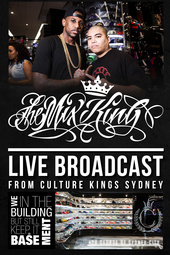 The Mix King - Culture Kings Sydney