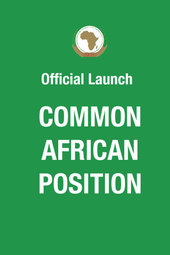 3 June 2014 @ 15:00 p.m. (GMT+3) - Official launch of the Common African Position