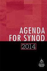 CRC Synod 2014