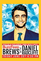 #BuzzFeedBrews with Daniel Radcliffe