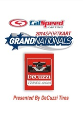 2014 SPORTKART GRANDNATIONALS DAY 1
