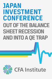 Richard C. Koo: Out of the Balance Sheet Recession and into a QE Trap