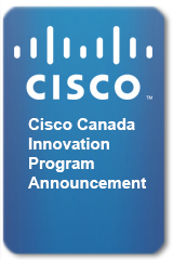 Cisco Canada Innovation Program Announcement