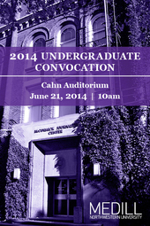 2014 Undergraduate Convocation - 10am CST