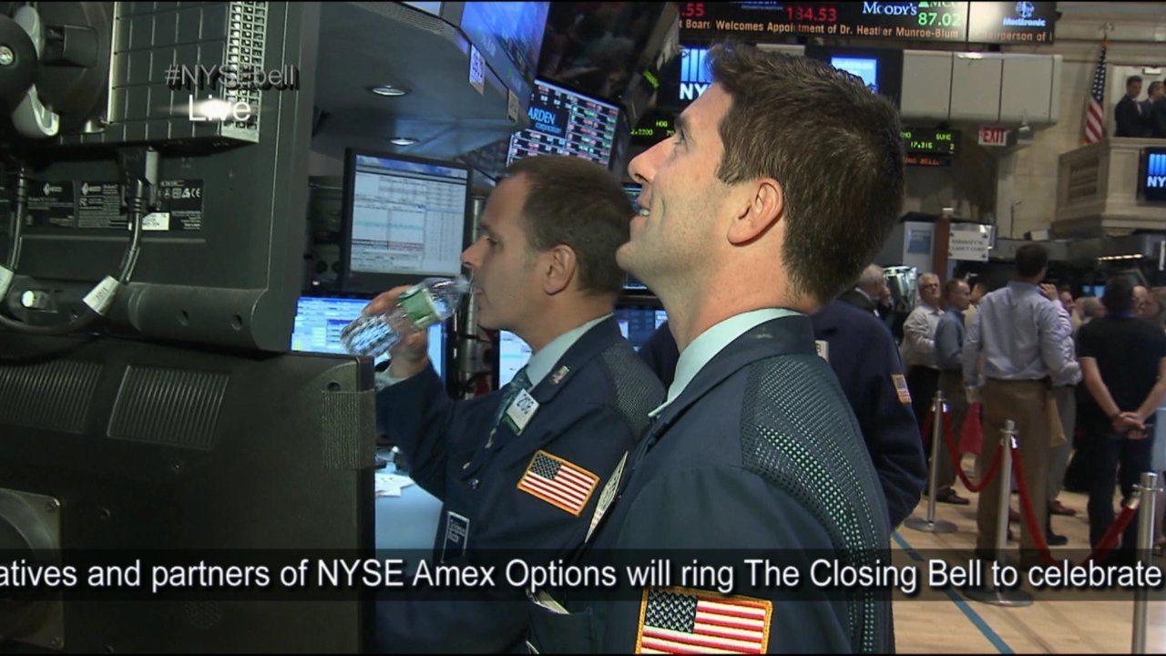 Nyse options trading hours