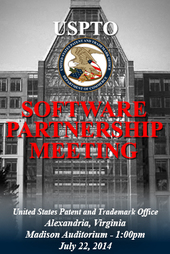 USPTO Software Partnership Meeting