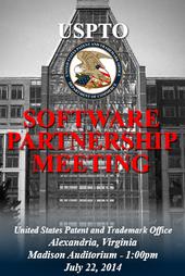 USPTO Software Partnership Meeting