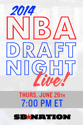2014 NBA Draft Night LIVE