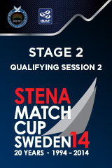 Qualifying Session 2, Stena Match Cup Sweden