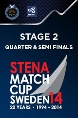 Quarter & Semi Finals, Stena Match Cup Sweden