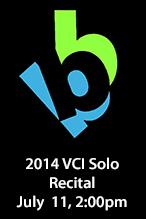 2014 VCI Solo Recital 1