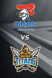Knights vs Titans