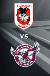 Dragons vs Sea Eagles