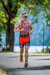 Finish Line - IRONMAN Coeur d'Alene