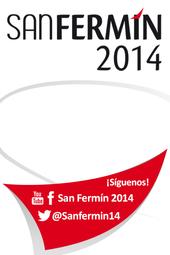Emisión en DIRECTO desde PAMPLONA, Gracias a SANFERMIN 2014