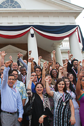 July 4, 2014 Independence Day Celebration and Naturalization Ceremony