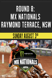 Round 8 Monster Energy MX Nationals