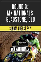 Round 9 Monster Energy MX Nationals