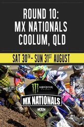 Round 10 Monster Energy MX Nationals