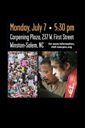 Moral Monday Comes to Winston-Salem!
