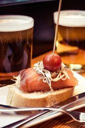 Craft Beer Jam: Pairing Beer and Food