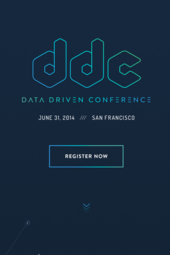 Data Driven Conference 2014