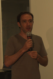 James Patten: Creating Interactive and Kinetic Experiences