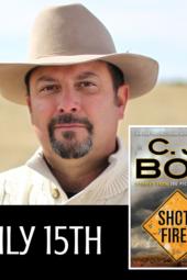 CJ Box signs Shots Fired