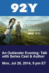 An Outlander Evening: Talk with Series Cast & Author