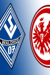 Testspiel: SV Waldhof - Eintracht Frankfurt
