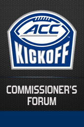 ACC KICKOFF: COMMISSIONER'S FORUM