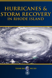 Hurricanes and Storm Recovery in Rhode Island