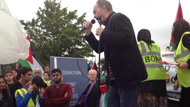 1pm, Sat 19th, Stop Bombing Gaza Demo