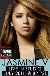 Jasmine V Live In-Studio w/ J. Cruz & Justin Credible