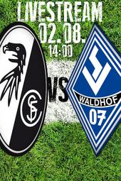 SC Freiburg - SV Waldhof