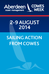 Aberdeen Asset Management Cowes Week 2014