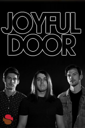 Joyful Door live at Streaming Cafe