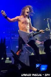 Airbourne Tour Going Strong 2014