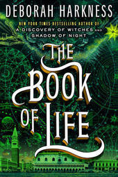Deborah Harkness discusses The Book of Life