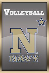 Archive: 11.8.14 Colgate at Navy Volleyball