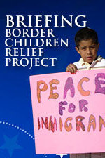 Border Children Relief Project Briefing