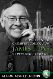 Six Decades of Research: James L. Dye