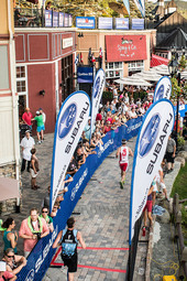 Run Out - Mont Tremblant