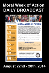 Moral Week of Action Daily Broadcast